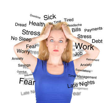 Another one on stress andworry