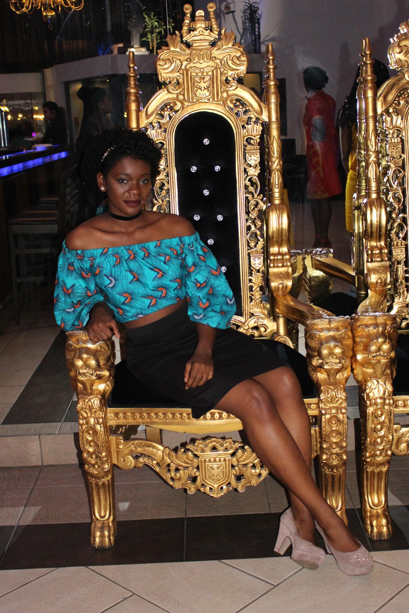 Queening; photo by Leonie (AAN)